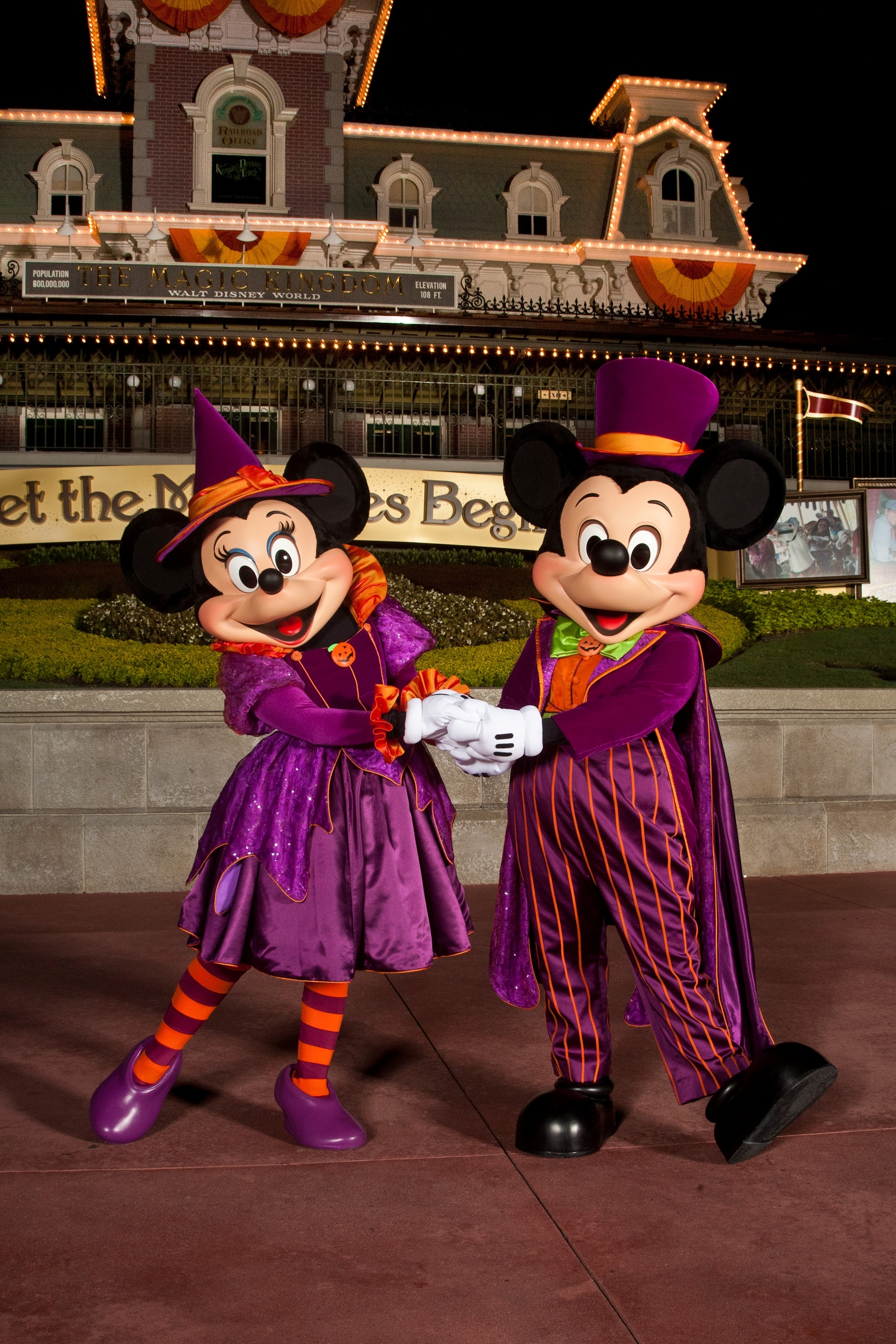 Mickey's Not So Scary Halloween Party and Very Merry Christmas ...