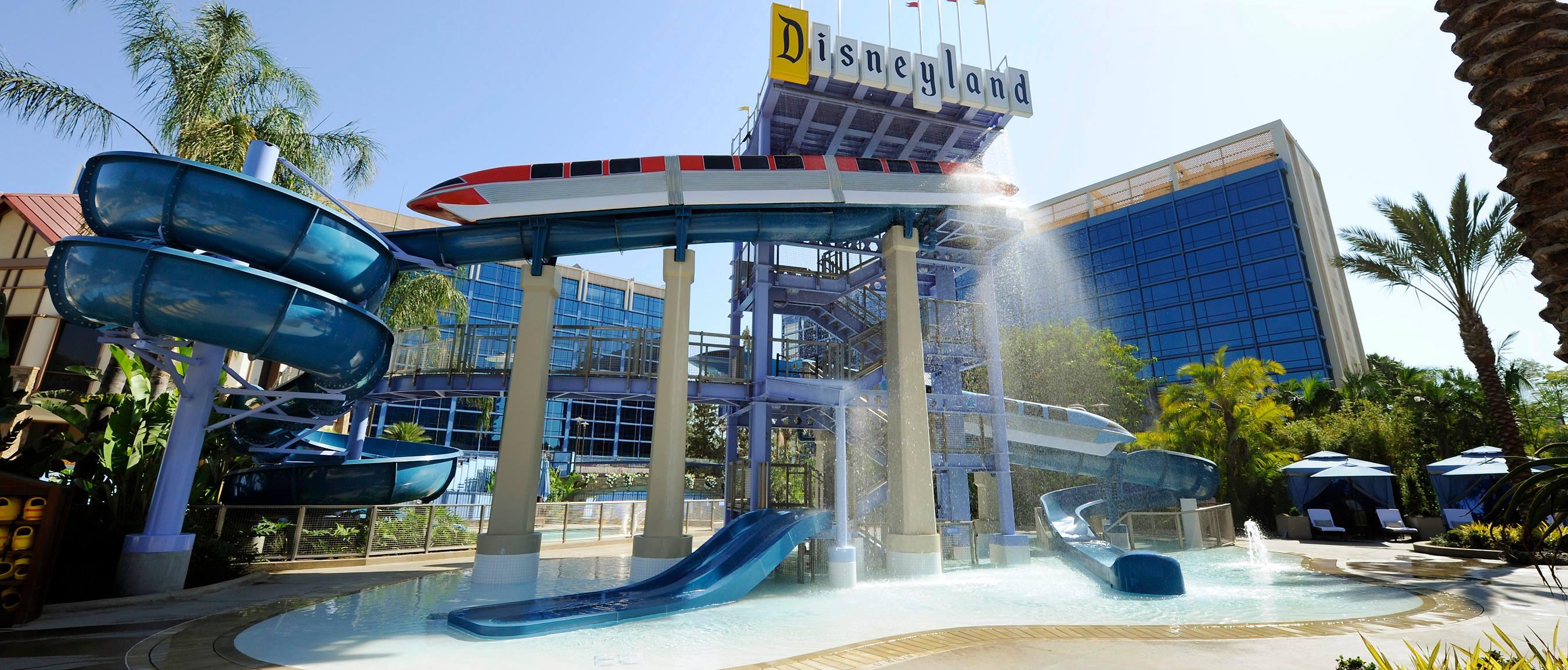 Disneyland Park Hotels Anaheim Ca