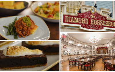 Table-Service Dining Coming to The Diamond Horseshoe at Magic Kingdom Park
