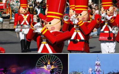 Holidays return to the Disneyland Resort!