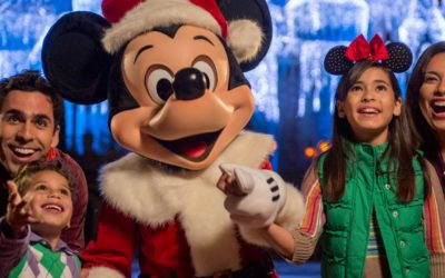Disney releases 2017 holiday party dates!