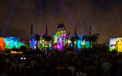 """""""Disney Movie Magic"""" Nighttime Experience Comes to Disney's Hollywood Studios This Summer"""