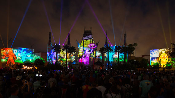 """Disney Movie Magic"" Nighttime Experience Comes to Disney's Hollywood Studios This Summer"